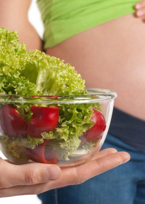 ventajas de ingerir calcio durante el embarazo