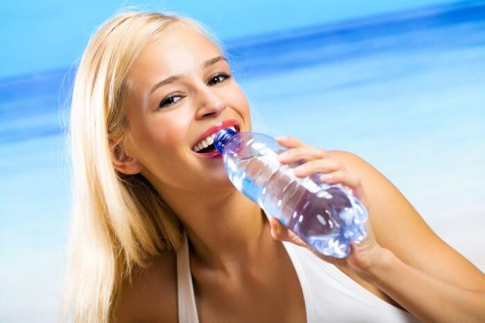 agua para el estreñimiento