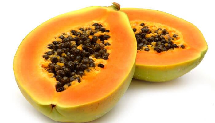 papaya para el estreñimiento