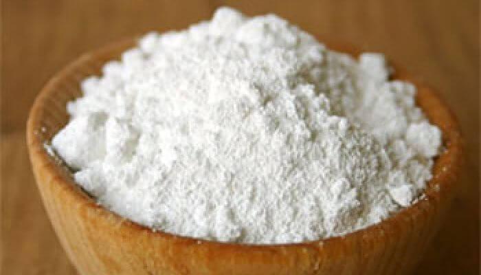bicarbonato de sodio para las quemaduras de la piel