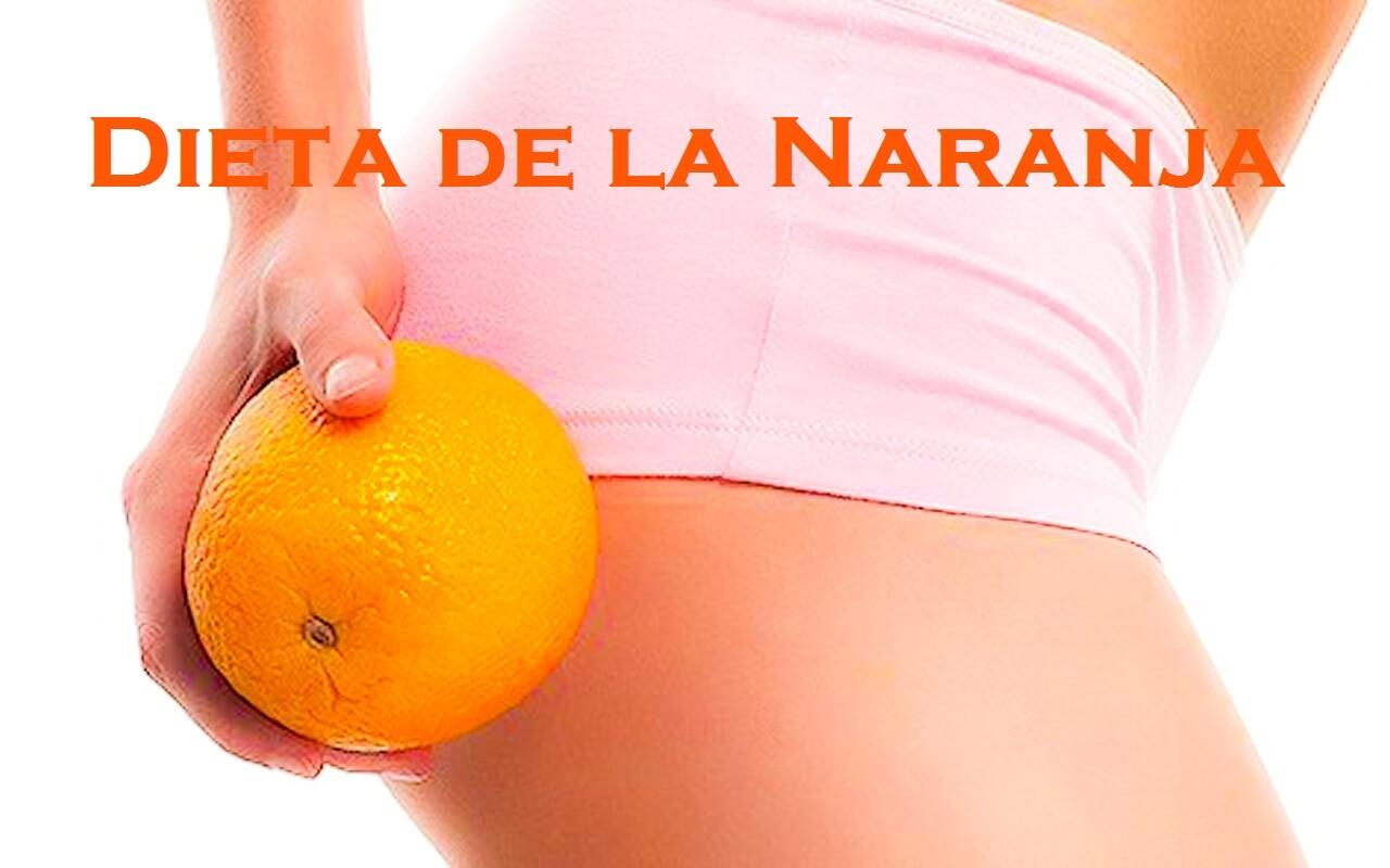 Dieta de la naranja