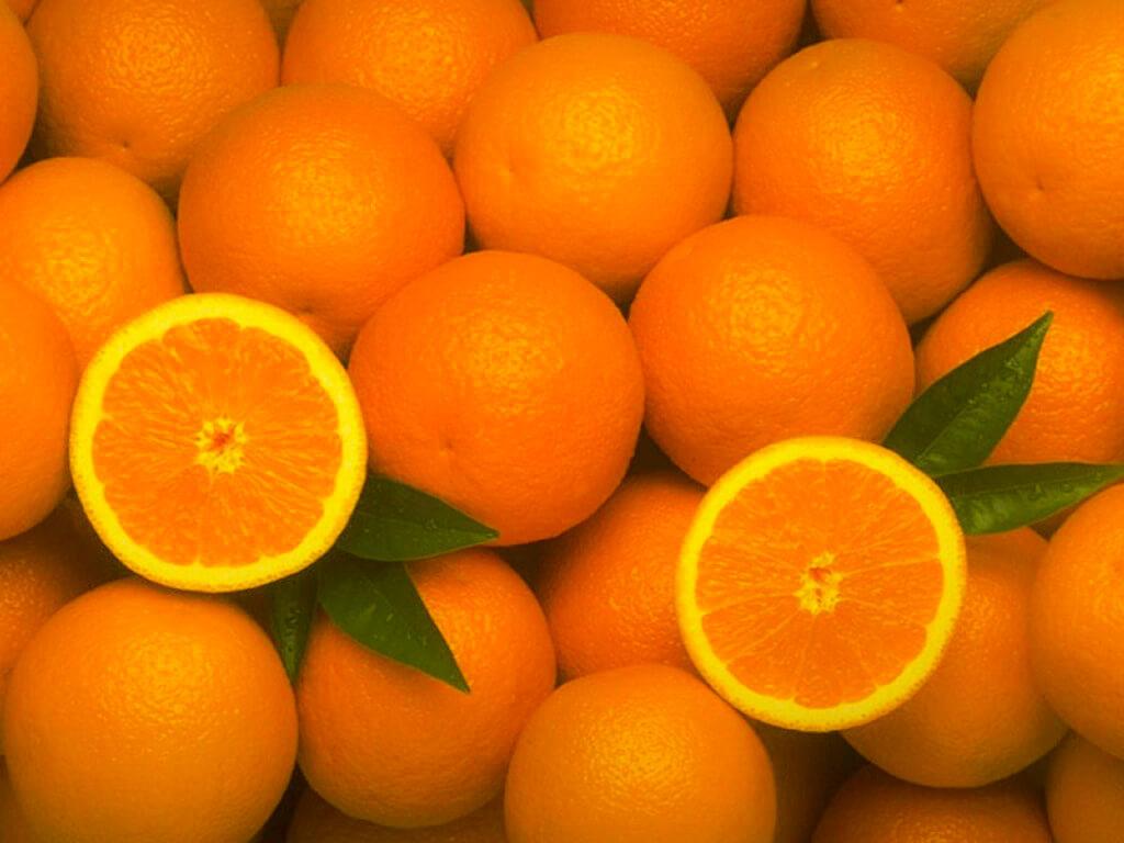 regimen de la naranja
