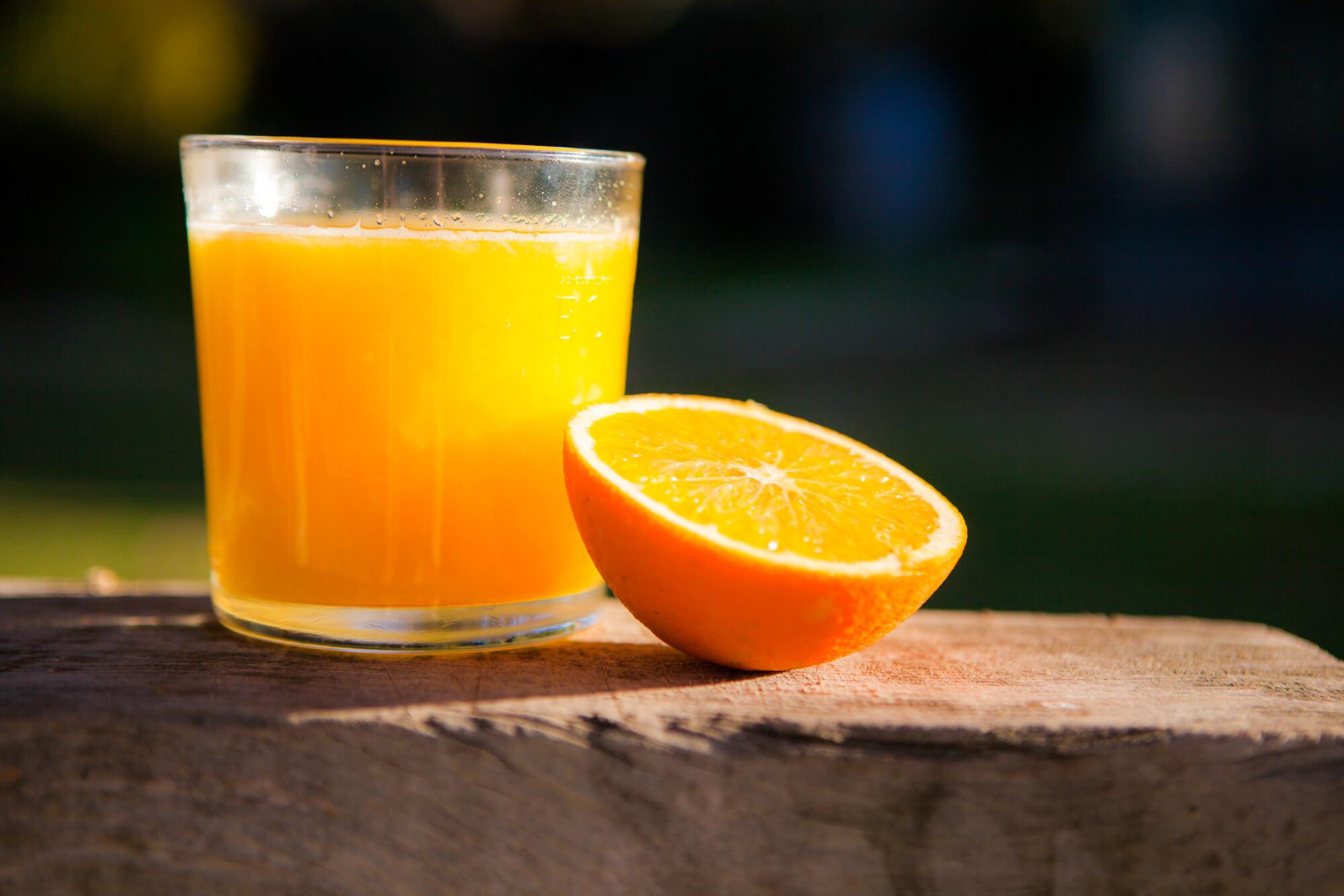 dieta con naranjas