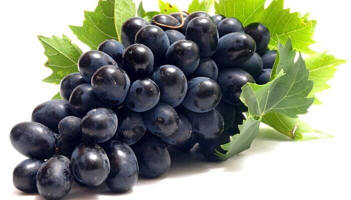uvas para el estreñimiento