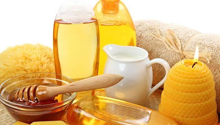 miel para el estreñimiento