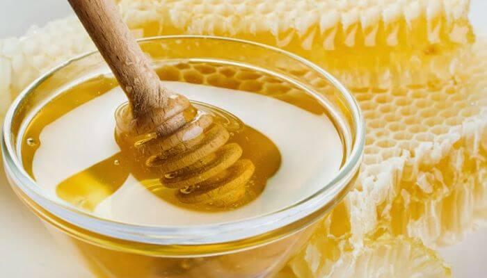 miel para el asma