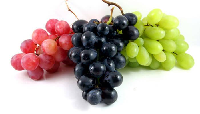 uvas para la tos seca