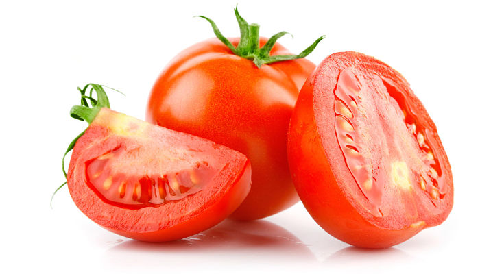 tomates para las lombrices