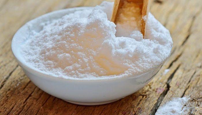 bicarbonato de sodio para los hongos en los pies