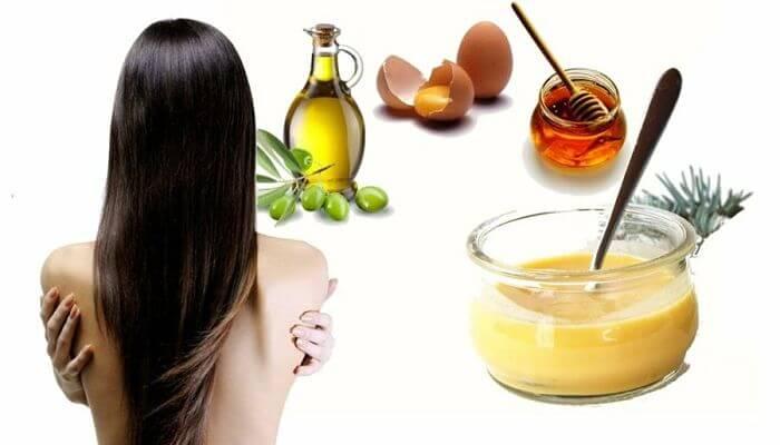 increíble tratamiento para el cabello maltratado