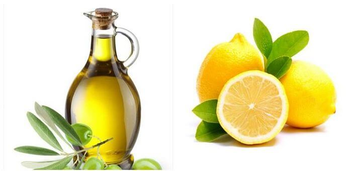 aceite de oliva y limon para los riñones