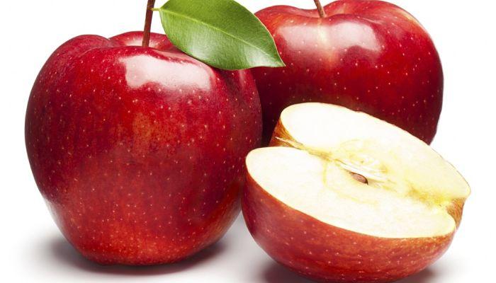 manzana para las alergias