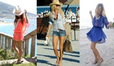 ¿Qué usar para una fiesta en la playa? 3 looks que te harán ser el centro de atención: