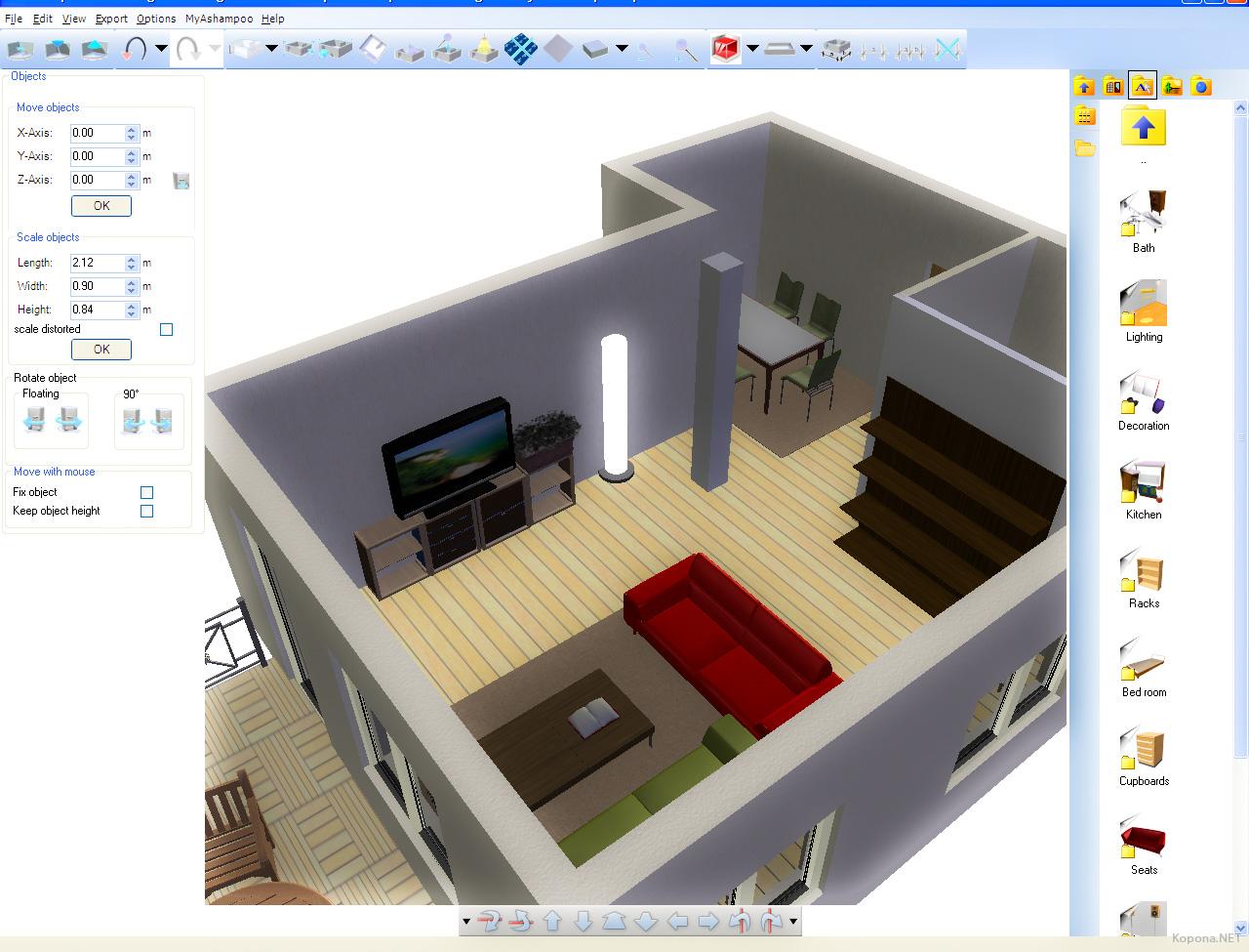 C mo dise ar una casa moderna con programas 3d megalindas - Como limpiar una casa ...