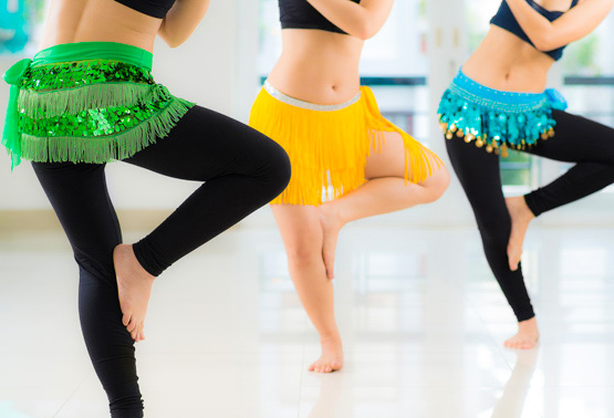 Danza para bajar el abdomen