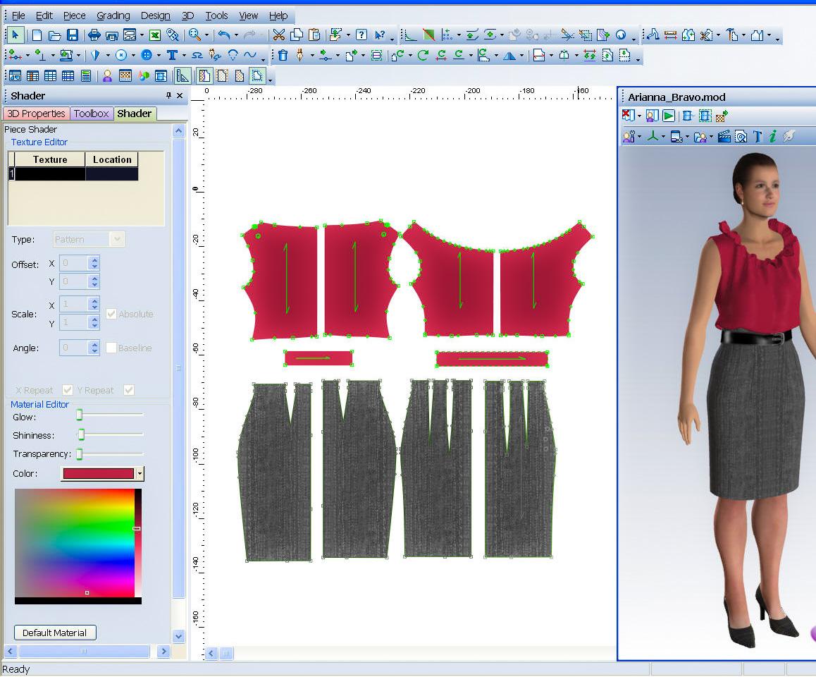 programa para diseñar ropa? ¡todo es posible en la web! - megalindas