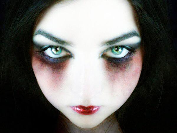 disfraz de vampira
