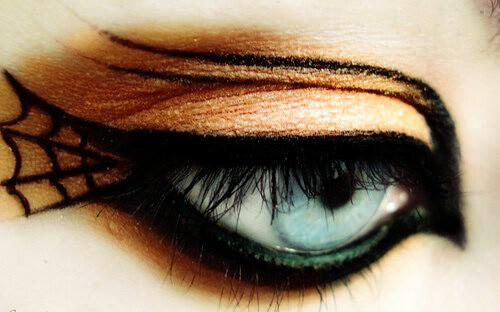 ojos de vampira