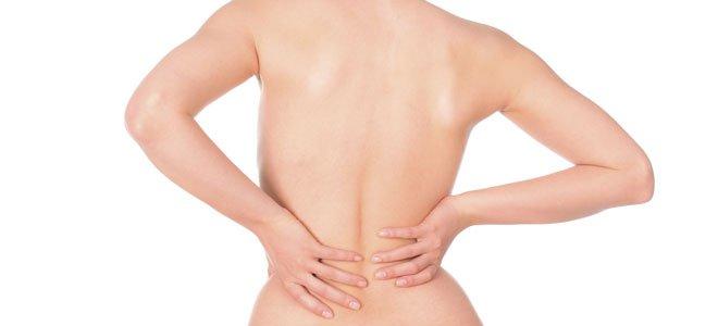 prueba algunos remedios naturales para aliviar el dolor de espalda