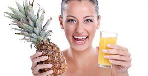 batido de frutas como remedios naturales para la osteoporosis