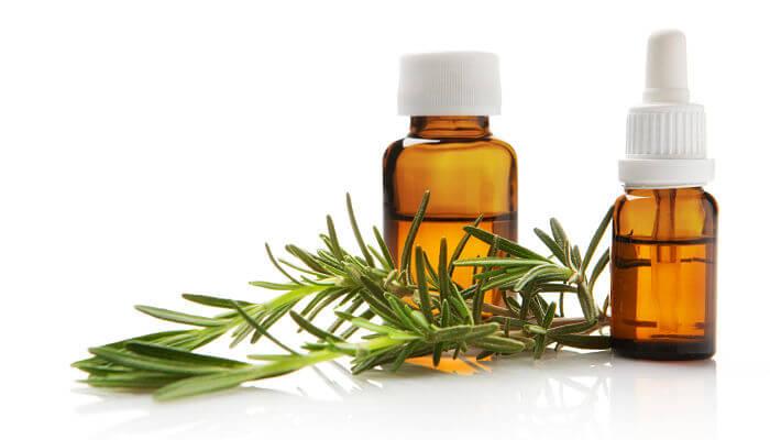 aceites esenciales para la caída del cabello