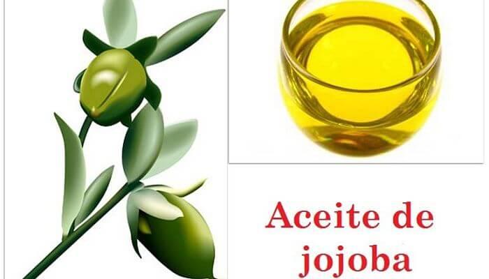aceite de jojoba para las canas