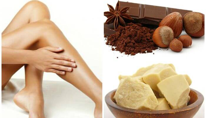 manteca de cacao para las estrias
