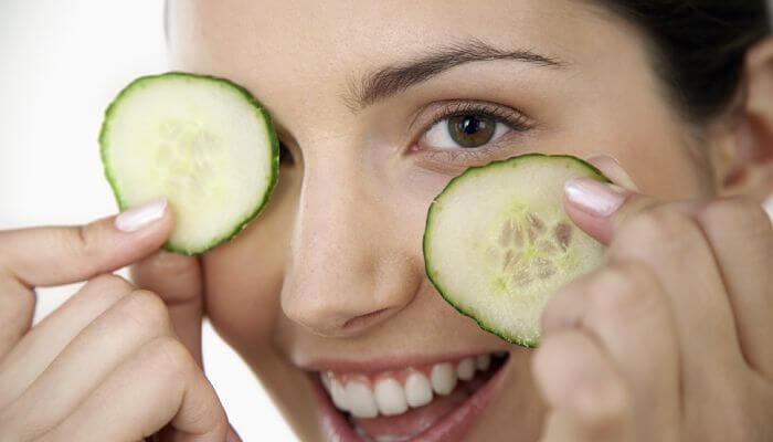 elimina las ojeras es un tip de belleza natural