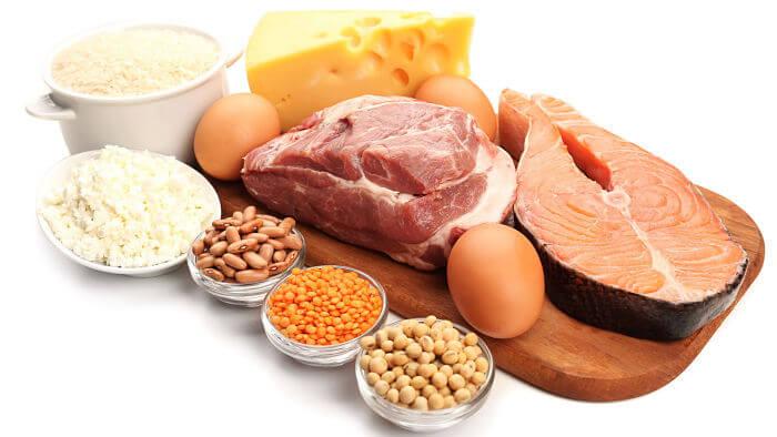 proteinas para una belleza natural