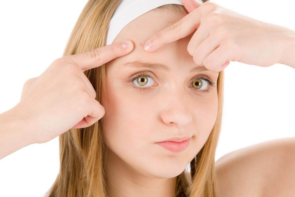 usos del aceite de almendras para el acne
