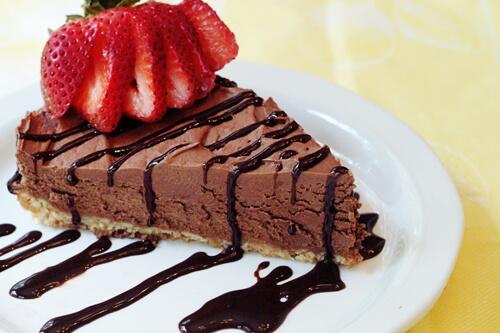 Como preparar un cheesecake rico