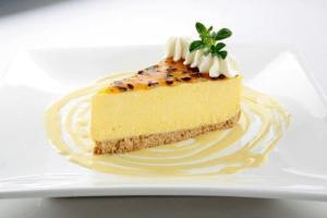 Como preparar un cheesecake de maracuya o parchita