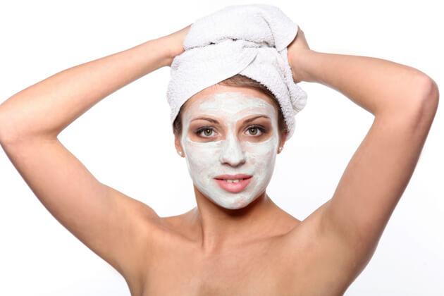 los beneficios del yogurt para la piel