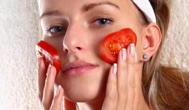 Sorprendentes beneficios del tomate para la piel