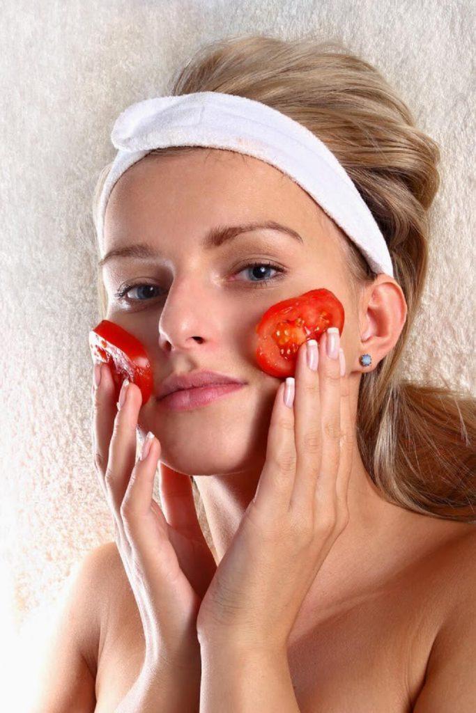 3 beneficios del tomate para la piel