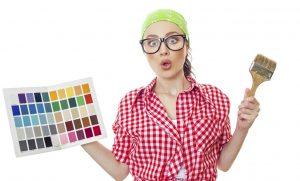 descubre los colores para pintar una habitación