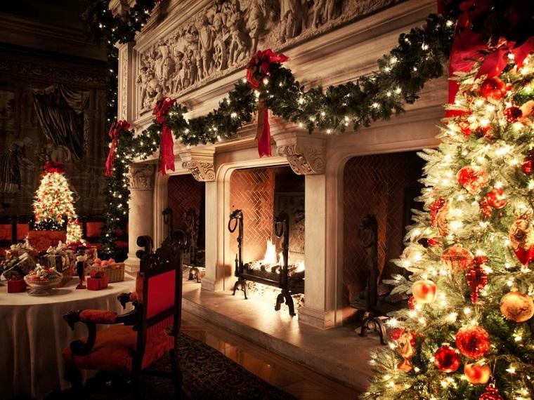 Como decorar la casa en navidad 7 consejos impactantes - Adornar casa para navidad ...