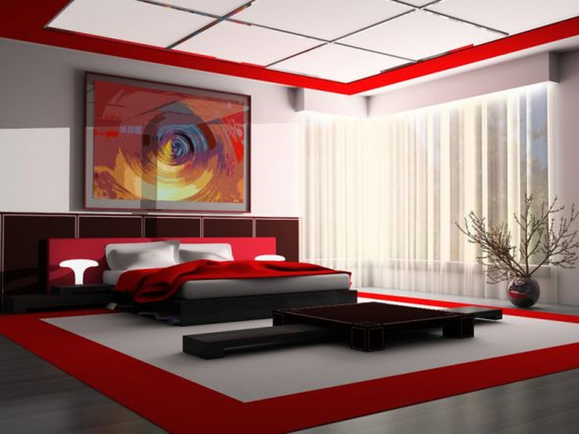 Como decorar un dormitorio matrimonial ideas chic Colores para dormitorios segun feng shui