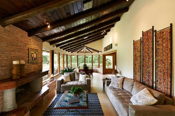 Como decorar una casa rustica 8 tips que debes seguir for Decoracion casas rusticas