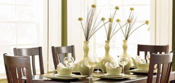 Comedores pequenos - Ideas para decorar un comedor ...