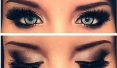 Aprende como maquillarse los ojos ahumados paso a paso