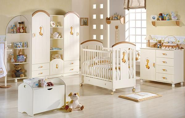 Decoraci n de habitaciones para beb s paso a paso - Colores para habitaciones de bebe ...