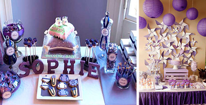 Ideas de baby shower decoracion ni a for Decoracion baby shower nina