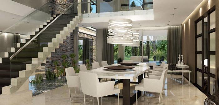 C mo decorar un comedor moderno en 5 pasos megalindas for Como decorar un comedor moderno pequeno