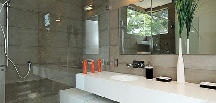 Diseñar un baño moderno