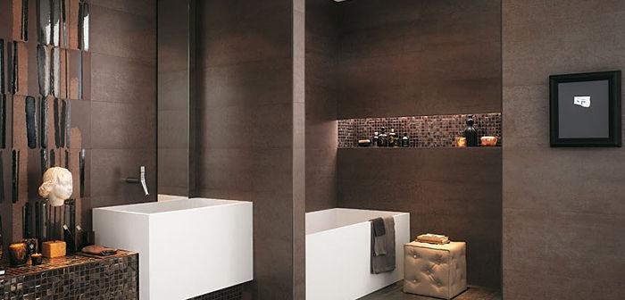 Un baño moderno y elegante