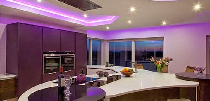 Dise ar una cocina moderna en 4 pasos megalindas for Una cocina moderna