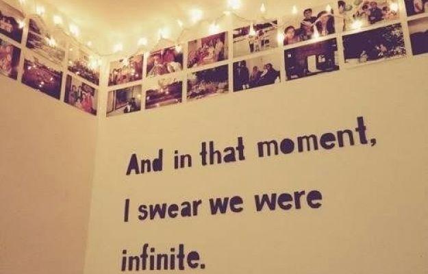 frases en las paredes para decorar tu cuarto