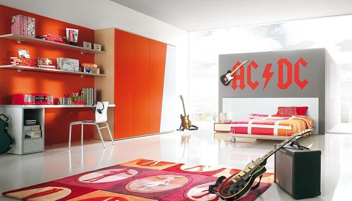 estilo musical para decorar tu cuarto