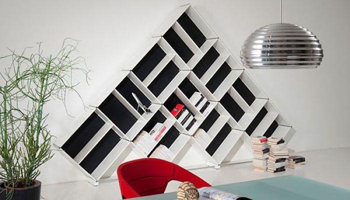 increible libreria para decorar tu cuarto